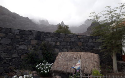 Regen auf Santo Antao